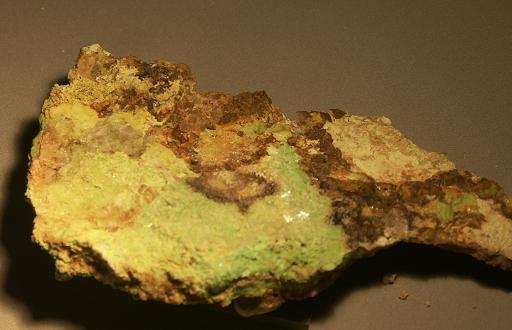 菱ニッケル鉱 / Gaspeote